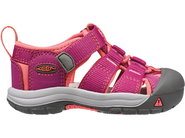 Keen Newport H2 Shoes Barn very berry/fusion coral